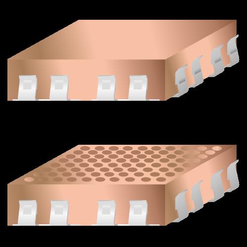 Clip-PCB suojausjärjestelmä