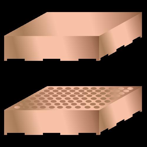 Kiinteät PCB koteloinnin tölkit