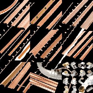 Yleiskuva kaikista Fingerstrips
