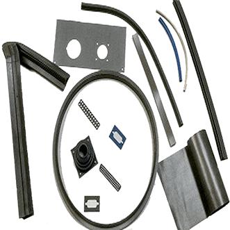 Silikoni suojaus elastomeeri