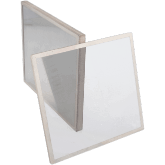 9700 serie | EMI / RFI-suojattu mesh kalvo ikkunat