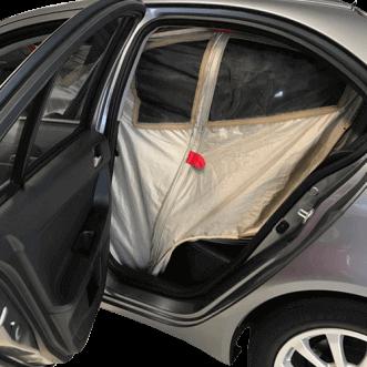 Auton suojaus (myös häirintälähettimet)