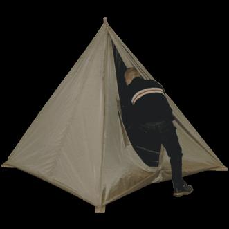 EMI / RFI-suojattu Faradayn teltta