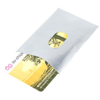 RFID-kortti koteloinnin