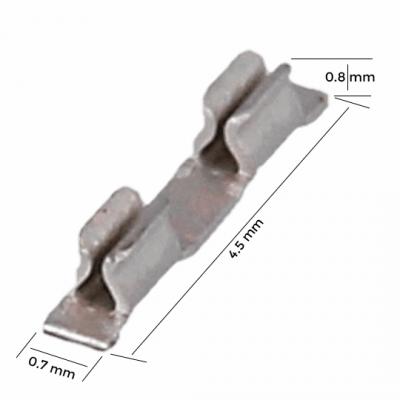 Erittäin pieni clip (1500-sarjalle)