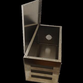 Alhainen taajuus suojattu laatikot